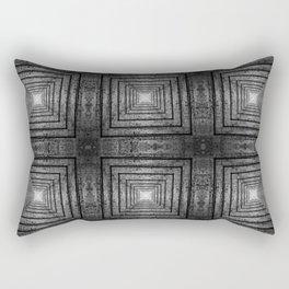 Cable Squares Rectangular Pillow