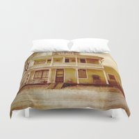 general Duvet Covers featuring General Store by Dorothy Pinder