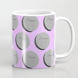 Dove Ecstasy Pill Coffee Mug