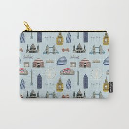 All of London's Landmarks  Carry-All Pouch