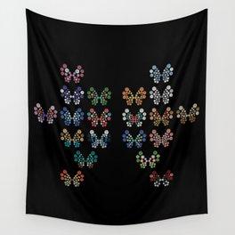 Vivillon Wall Tapestry