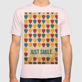 Just Smile. T-shirt