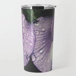 Nostalgic Purple Travel Mug