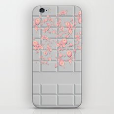 Push Button v.1 iPhone & iPod Skin