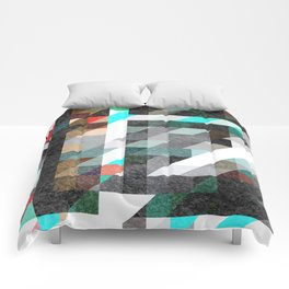 Digitally Textured Comforters