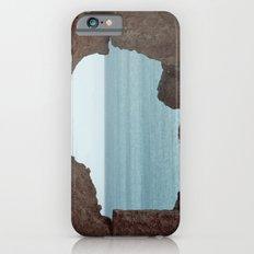 window to sea iPhone 6s Slim Case