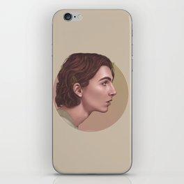 LEAF ME BREATHLESS iPhone Skin