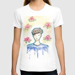 Phil Lester - Flowers T-shirt