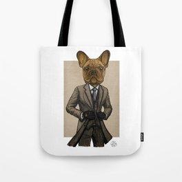 Much Handsome, Dapper Doge Tote Bag