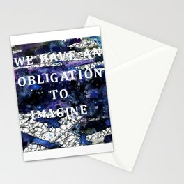 Imagination Quote Stationery Cards