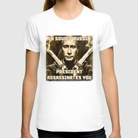 soviet T-shirts featuring In soviet Russia  by MartiniWithATwist