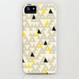 Bee Mountains II iPhone Case