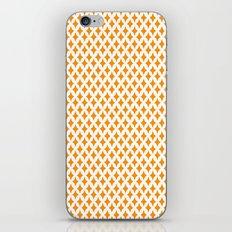 Bazaar 1 Orange iPhone & iPod Skin