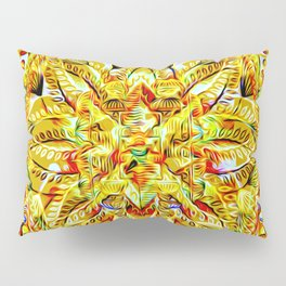 Divine Intention 3: Yellow Pillow Sham