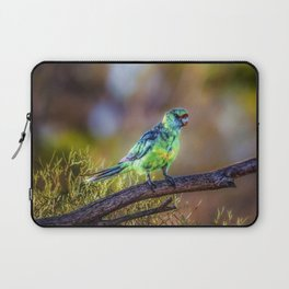 Mallee Ringneck Parrot Laptop Sleeve