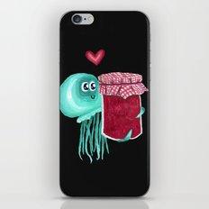 jelly's soul mate iPhone & iPod Skin