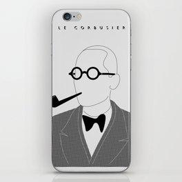 Le Corbusier iPhone Skin
