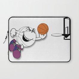 Basketball Comic Laptop Sleeve