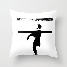 hoctor by steichen  Throw Pillow