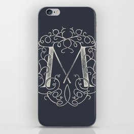 """M""ONOGRAM iPhone Skin"