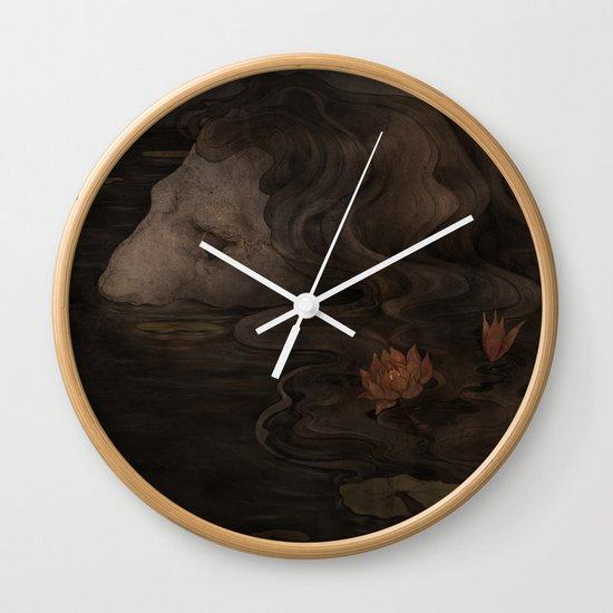 Waterborn Wall Clock