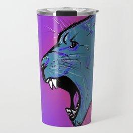 Big Cat Travel Mug