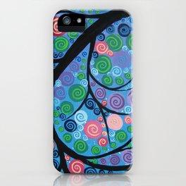 Dragon colors iPhone Case