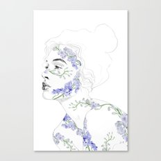 Botanical 2 Canvas Print