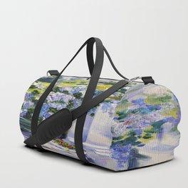 Wisteria Duffle Bag