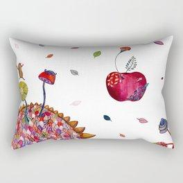 Welcome Autumn Rectangular Pillow