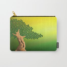 Beetle Bonsai Carry-All Pouch