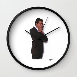 DESPERATE YUPPIE (2007) Wall Clock