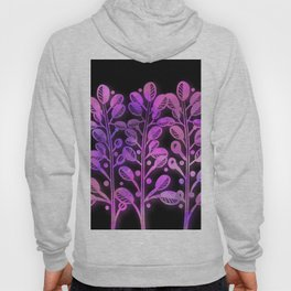 We will always grow in the dark.... Hoody