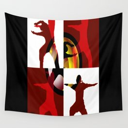 Mgyver 3 Wall Tapestry