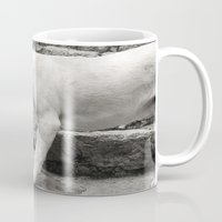 lab Mugs featuring Croatian Lab by Upperleft Studios