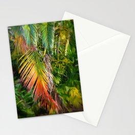 Palm Glow 2 Stationery Cards