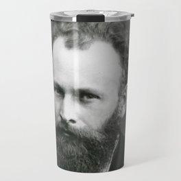 Portrait of Manet by Nadar Travel Mug