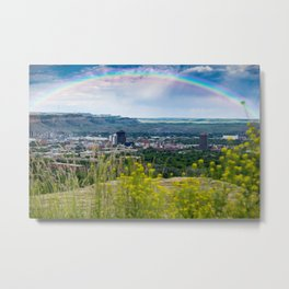 Billings 406 Metal Print