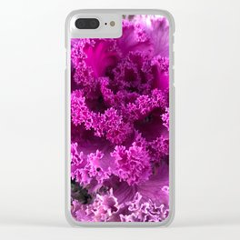 Serie Texturas - Flor - | CleMpasS.cOm | Wayoyo.Org | Clear iPhone Case