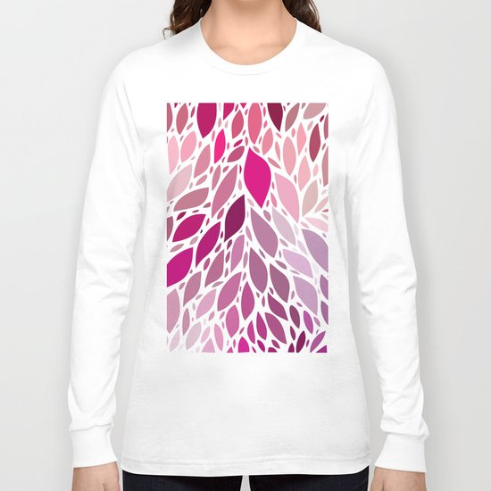 Colors Of The Wind No. 7 Long Sleeve T-shirt