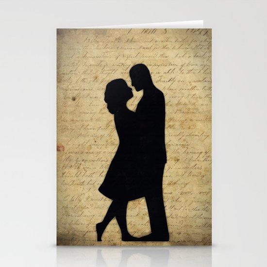 Loving Couple Stationery Cards