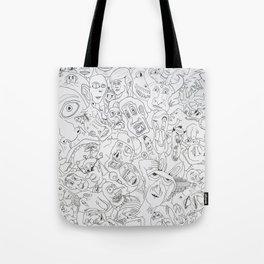 Wacko Jacko #1 Tote Bag
