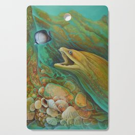 Naive Butterfly Cutting Board
