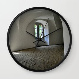 Round Tower, Copenhagen Wall Clock