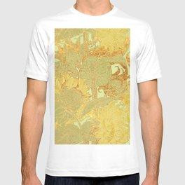Sunflowers Golden Garden T-shirt