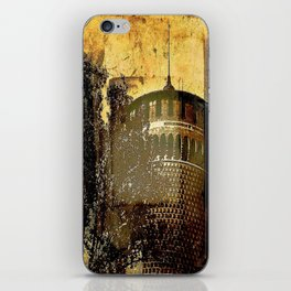 Her Ivory Tower Beckoned iPhone Skin
