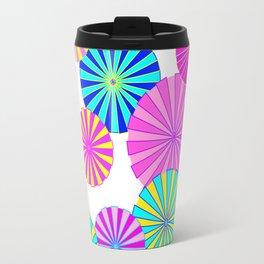Parasols Travel Mug