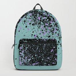 Mermaid Summer Vibes Glitter #1 #shiny #decor #art #society6 Backpack