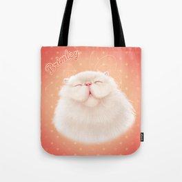Brimley Smiling Tote Bag
