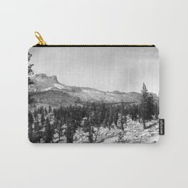 Mount Hoffmann, Yosemite National Park 1907 Carry-All Pouch